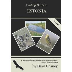 Finding birds in Estonia - DVD