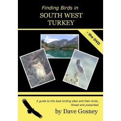 Finding Birds in SW Turkey...