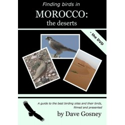 Morocco Deserts Book and DVD
